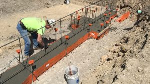 Novoform™ panels are very resistant to pillowing effects. It will keep your foundations straight and reduce your concrete waste. – Colorado